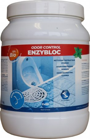 Polbio ENZYBLOC biotechnológiás  piszoár rúd, 1kg
