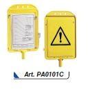 Szervizkocsira szerelhető figyelmeztető/ info tábla (átm22)