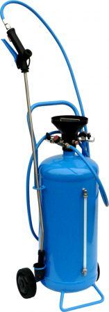 Habosító tartály, 25 literes, festett, kék   színben
